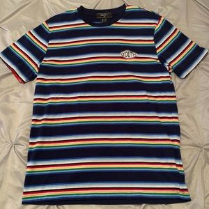 """Striped """"Youth"""" T-Shirt"""
